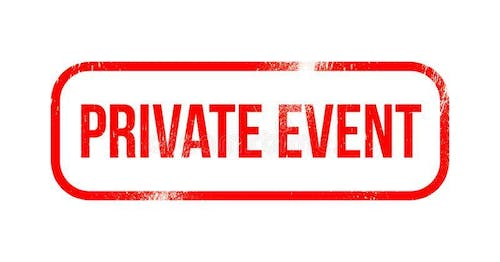 Closed for Private Event - Will open to the public at 5:30 PM