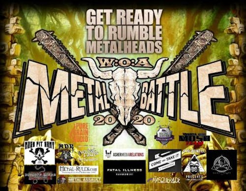 2020 Wacken Metal Battle East Coast Final