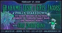 Grahame Lesh & Cris Jacobs' Philly Shakedown