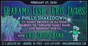 Grahame Lesh & Cris Jacobs' Philly Shakedown
