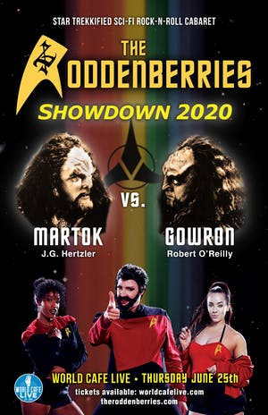 The Roddenberries: Showdown 2020