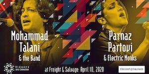 Mohammad Talani  | Parnaz Partovi & Electric Monks