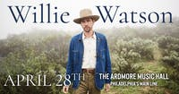 *MOVED TO THE LOCKS AT SONA ON 10/27* Willie Watson