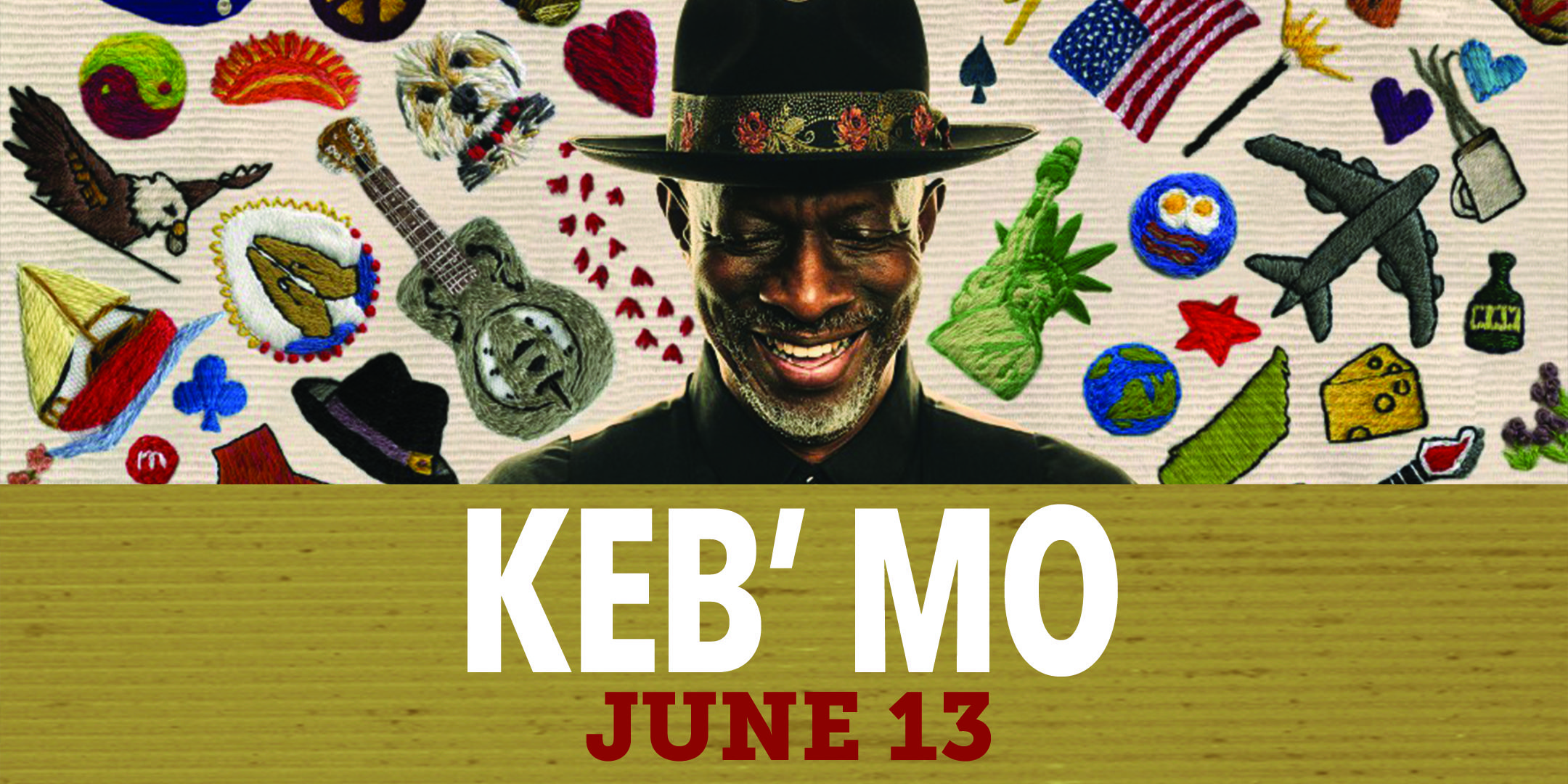 Keb' Mo' **All Ages Matinee**