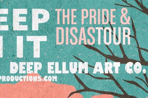 Sleep On It at Deep Ellum Art Co