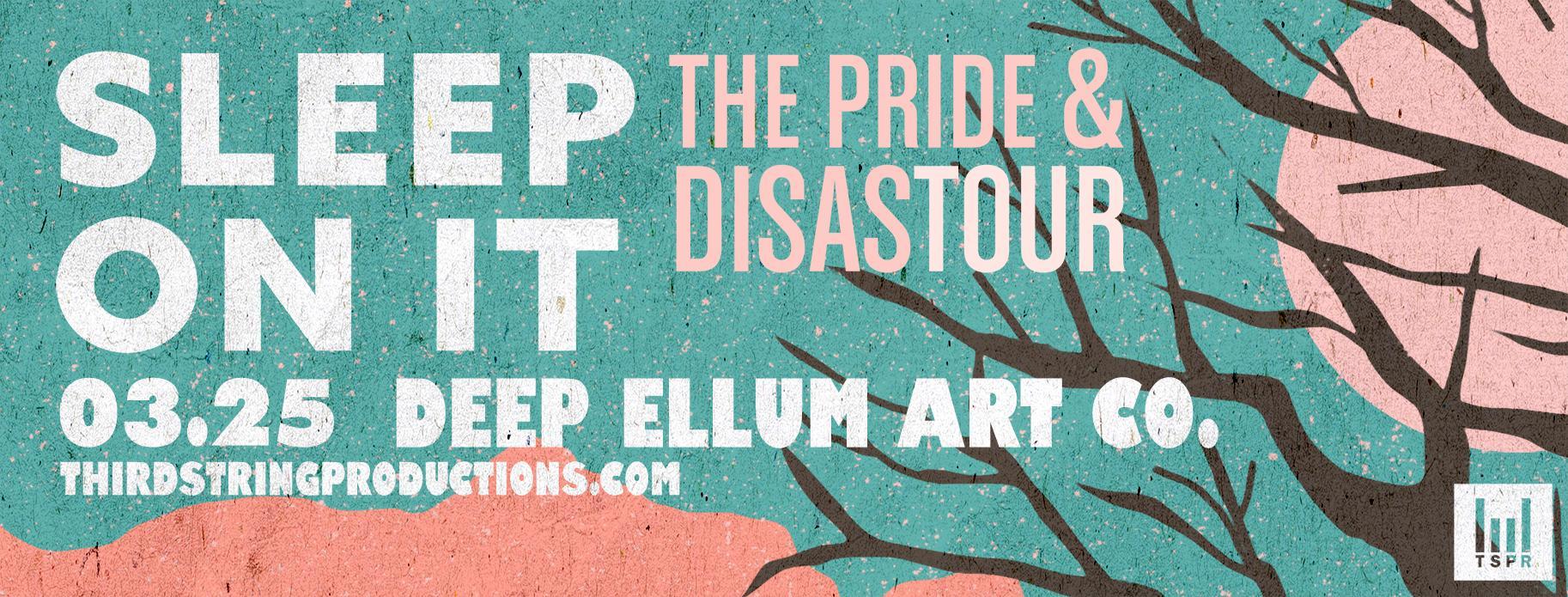 Sleep On It at Deep Ellum Art Co