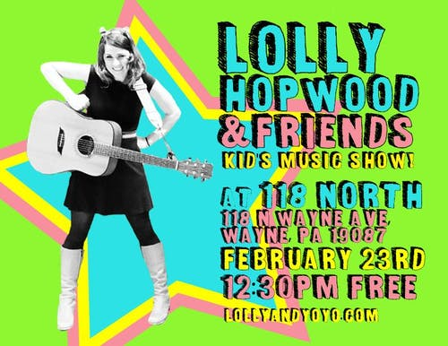 Lolly Hopwood - Free Kids Show!
