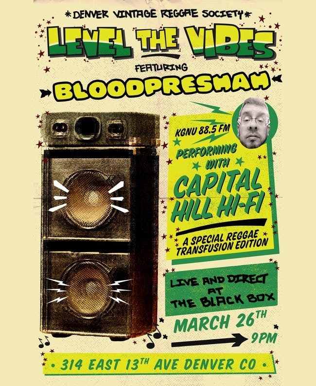 Level The Vibes (Reggae / Dancehall)
