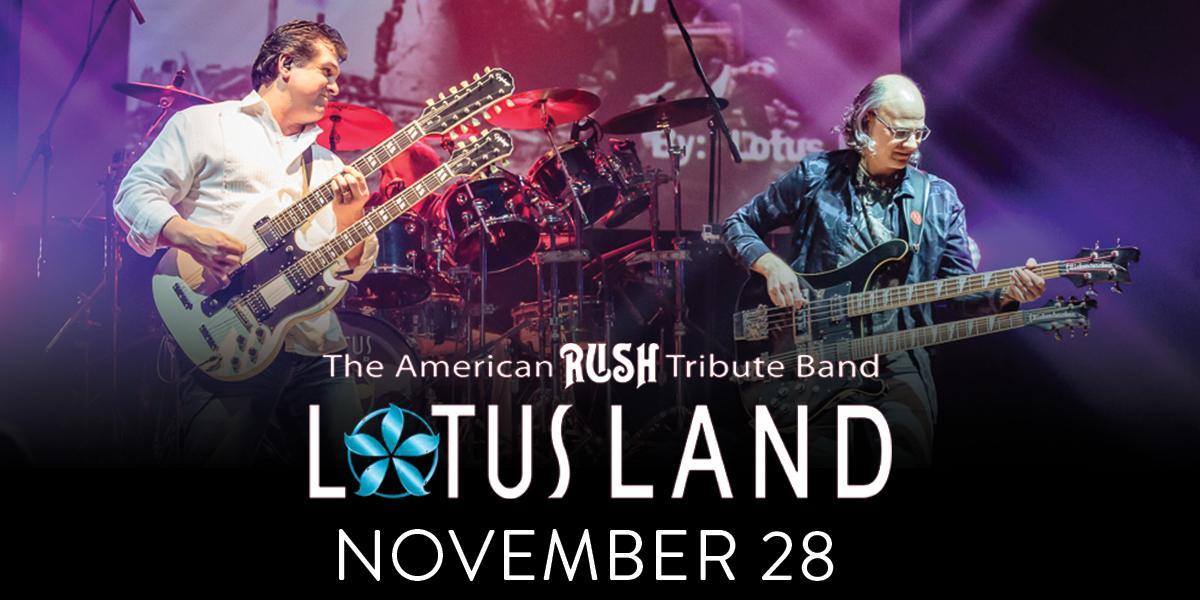 Lotus Land: American Rush Tribute
