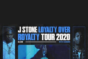 FASHAWN + J STONE with special guests