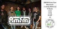 AMFM Does Van Morrison // Andy Metz U2 Tribute