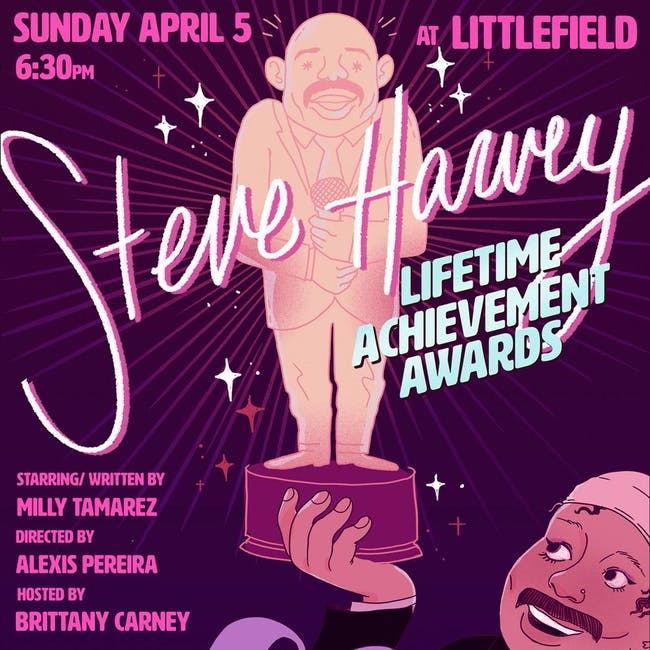 The Steve Harvey Lifetime Achievement Awards