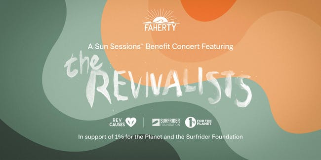 [CANCELLED] Sun Sessions Benefit Concert   Ft. The Revivalists