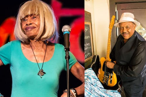 The Best in Blues: Miss Lavelle plus Matthew Robinson & the Jelly Kings