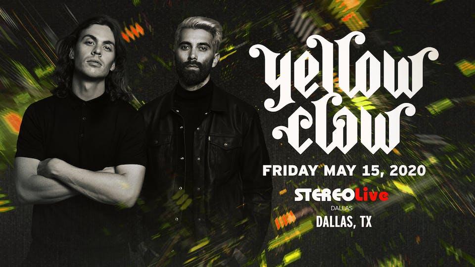 Yellow Claw - Stereo Live Dallas