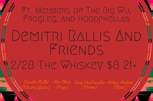 Demitri Rallis & Friends