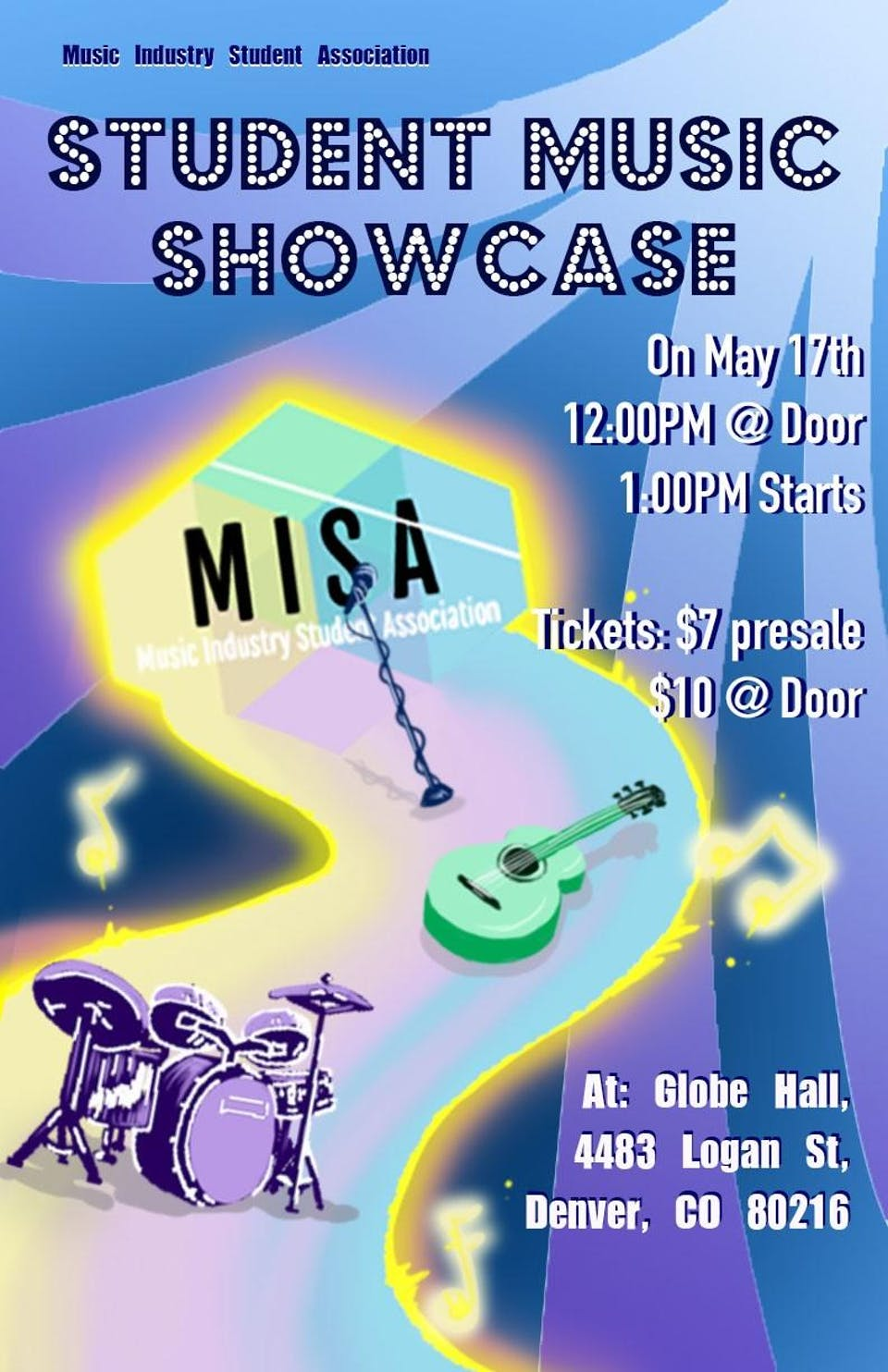 MISA Music Showcase