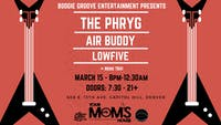 The Phryg w/ Air Buddy // LowFive //