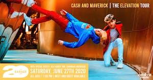 Cash and Maverick Baker: The Elevation Tour