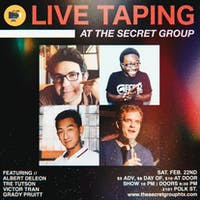 LIVE TAPING! Feat. Albert Deleon, Tre Tuson, Victor Tran & Grady Pruitt!