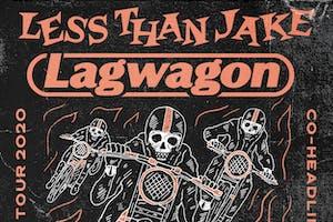 Less Than Jake and Lagwagon