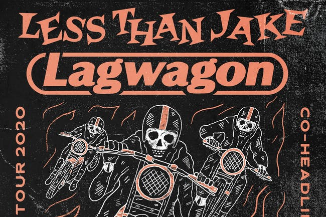Less Than Jake and Lagwagon (POSTPONED)