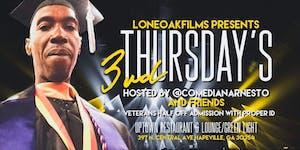 3rd Thursday's