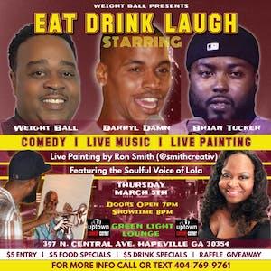 Eat Drink Laugh