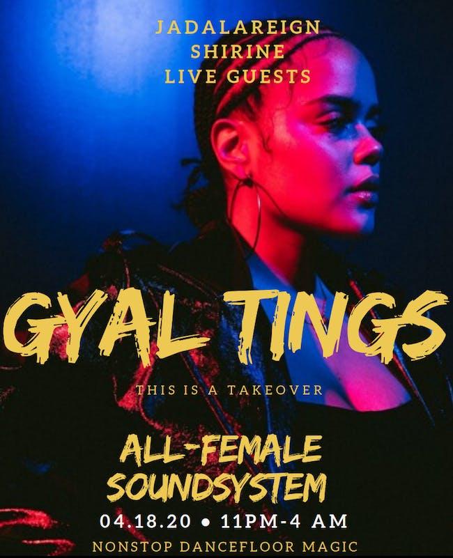 Gyal Tings