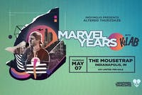 Altered Thurzdaze w/ Marvel Years and K+Lab
