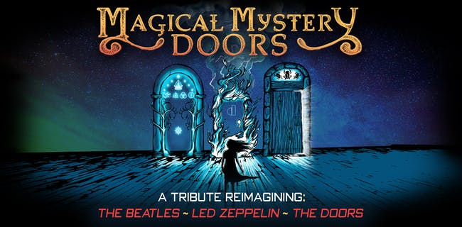 Magical Mystery Doors