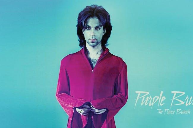 Purple Brunch - The Prince Brunch