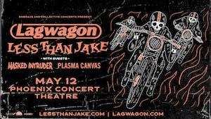 Lagwagon & Less Than Jake