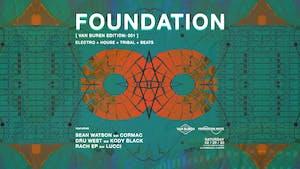 FOUNDATION : Van Buren Edition 001