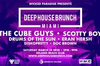 Deep House Brunch Pool Party Miami