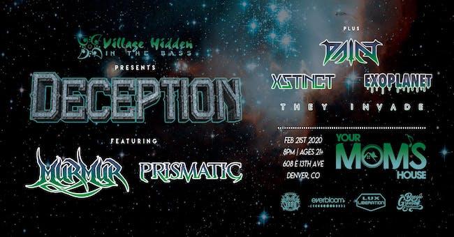 Deception ft. Prismatic & MurMur