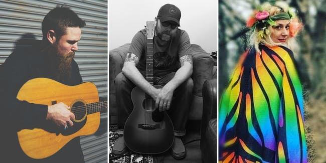 Nashville North Songwriter Showcase: Stacy Hanson, Andy Hughes, Nici Peper