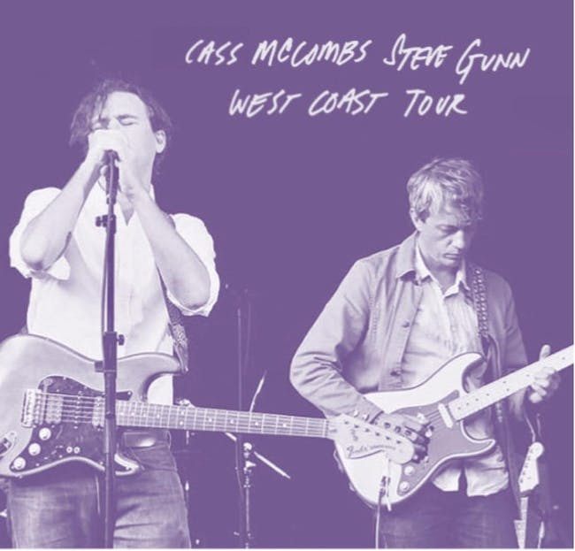 CANCELLED - CASS MCCOMBS + Steve Gunn