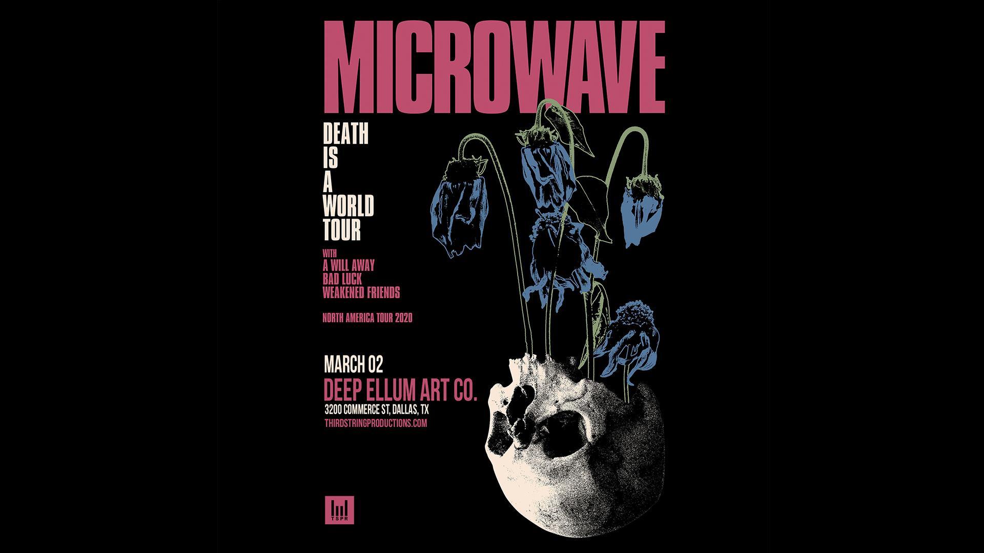 Microwave at Deep Ellum Art Co