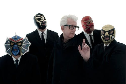 NEW DATE COMING Nick Lowe & Los Straitjackets