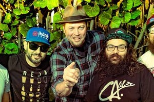 Fortunate Youth with Eureka Sound