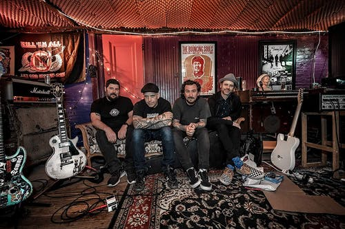 CANCELLED: The Bouncing Souls