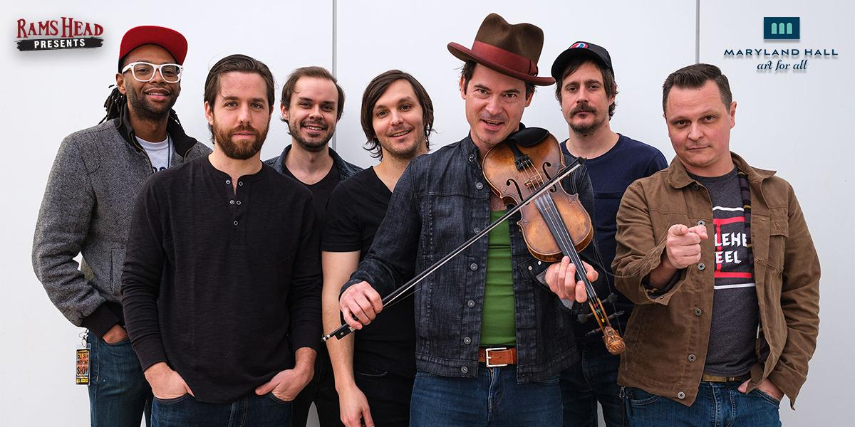 Old Crow Medicine Show at Maryland Hall