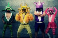 Peelander - Z - POSTPONED, New Date TBD