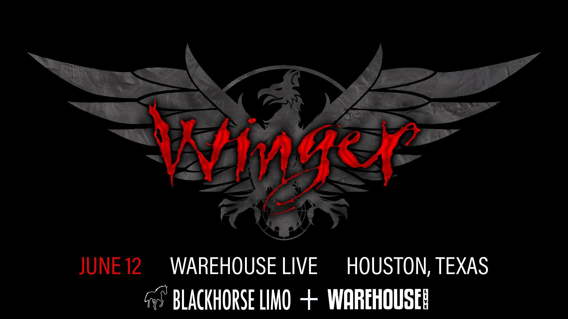 WINGER / BULLETBOYS / MIKE TRAMP / EDDIE TRUNK