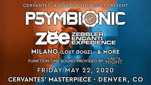 Psymbionic & Zebbler Encanti Experience w/ Milano (Lost Dogz) + More
