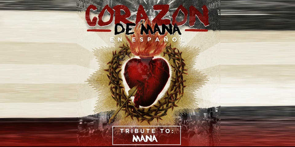 Noche de Rock en Español w/ Tribute to Maná