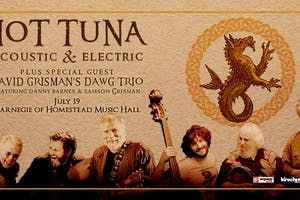 Hot Tuna - Acoustic and Electric