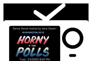 Genny Social hosted by Ilana Glazer.  Music by LUV