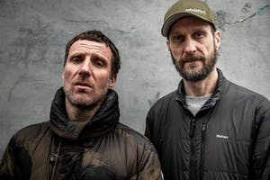 SLEAFORD MODS w/ Girl Band